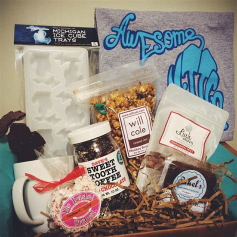 Michigan Themed  Ee  Gift Ee   Baskets  Ee  Gift Ee   Ftempo