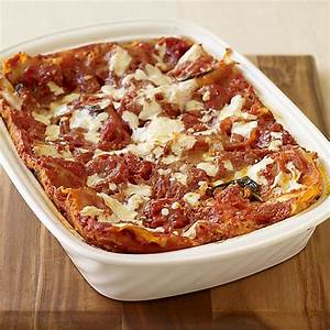WeightWatchers comWeight Watchers Recipe Lasagna with