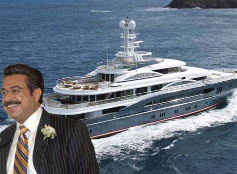 Yacht A Owner by Jacksonville Jaguars Shahid Khan Is Selling His 112