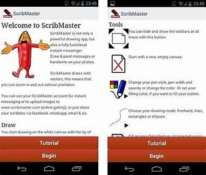 Zeichnen App Android : scribmaster zeichnen malen die zeichenapp mit messenger androidpit ~ Watch28wear.com Haus und Dekorationen