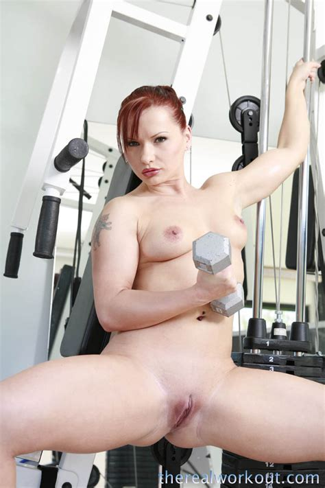 Inside Gym Sex Hunger Babe Nailed Her Pussy By Straight