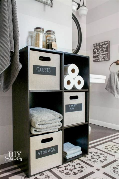 creative ways   cube storage  decor cube