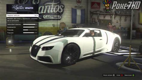 Gta V / Como Conseguir Un Bugatti Veyron Gratis