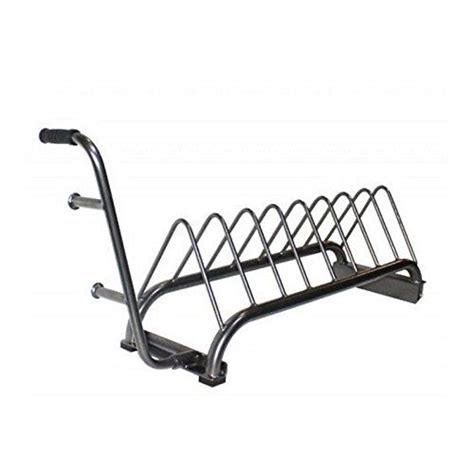 vtx  troy barbell ghbpr horizontal bumper plate rack  wheels  size click  photo
