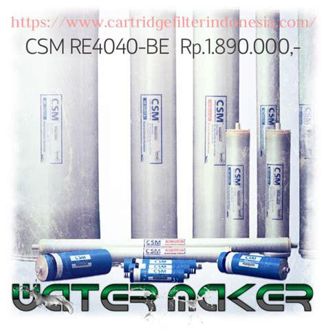 Membrane Csm 4040 Re4040 Be csm re4040 be bwro membrane pt profilter indonesia