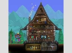 PC Ballin' houses by Eiv Page 3 Terraria Community