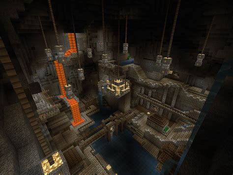 Cave City Minecraft Project