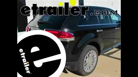 Trailer Wiring Harness Installation Lincoln Mkx