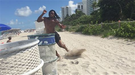 todd gurley workout  south beach  players club