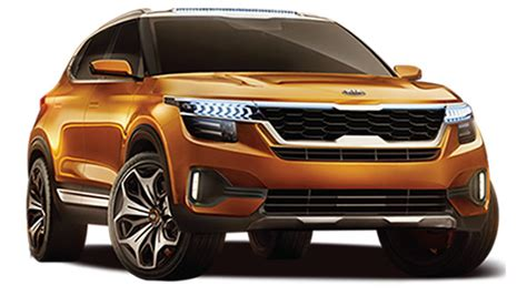 kia trazor   production spec sp concept suv india