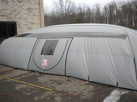 Custom Inflatable Work Domes