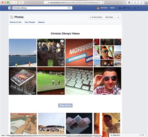 How To Download Facebook Photos And Videos