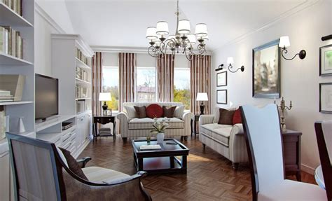 Chandelier For Small Living Room by Living Rooms With Chandelier Ideas Image Gallery