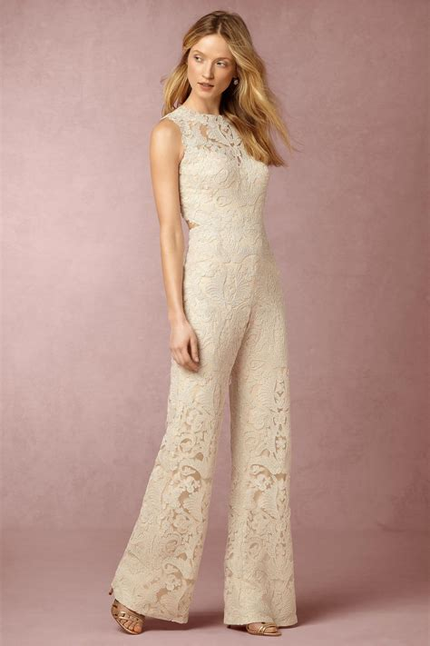 Bridal Jumpsuits For A Rustic Wedding Rustic Wedding Chic