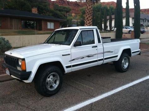 jeep comanche 4x4 purchase used 1990 jeep comanche 4x4 in st george utah