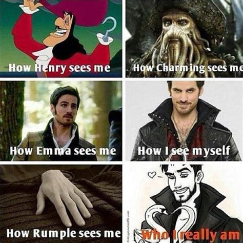 Ouat Memes - once upon a time on captain hook ouat and killian jones