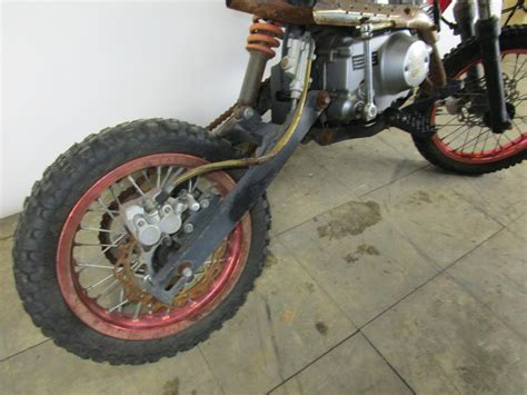 Coolster Speed Max Qg-214 Dirt Bike 125cc Sold For Parts