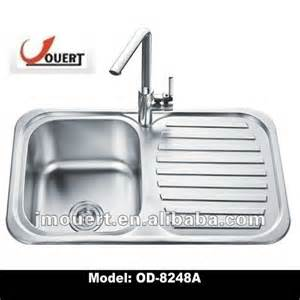 kitchen sink stainless steel with drainboard buy