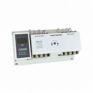 Automatic Transfer Switch  3  4 Pole  630  700  800 Amps