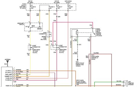 Relay Wiring Diagram Radio by Im Looking For The Relay Location