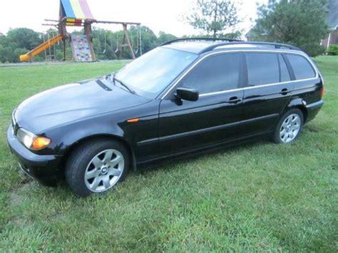 Buy Used 2002 Bmw 325ix Sport Wagon  Black In Mooresville