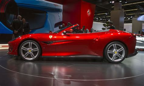 Is ferrari's most affordable model still a supercar? 2017 Frankfurt Motor Show: Ferrari Portofino - » AutoNXT
