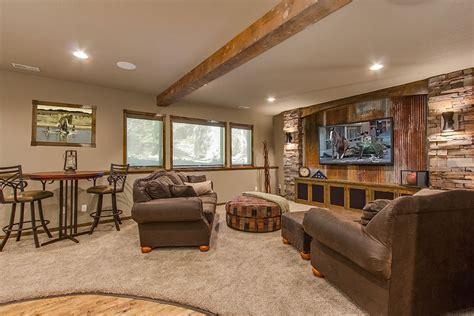 great finished basement design ideas for modern house 15 outstanding rustic basement design rustic basement