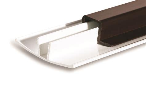 Clip Couvre-joint Pvc Blanc