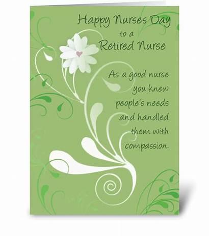 Thank Nurses Nurse Cards Greeting Card Retired