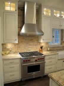 brick backsplashes for kitchens award winning kitchen with brick backsplash chicago traditional kitchen chicago by