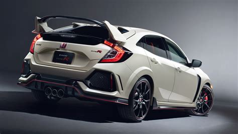 Honda Civic Type R Backgrounds by 2017 Honda Civic Type R 4 Wallpaper Hd Car Wallpapers
