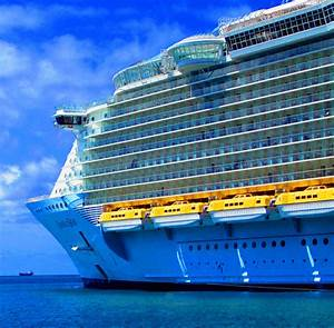Oasis Of The Seas Docked At A C Wathey Cruise Terminal in ...