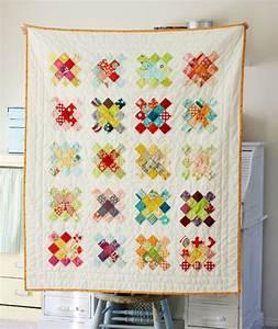 free tutorial square quilt block