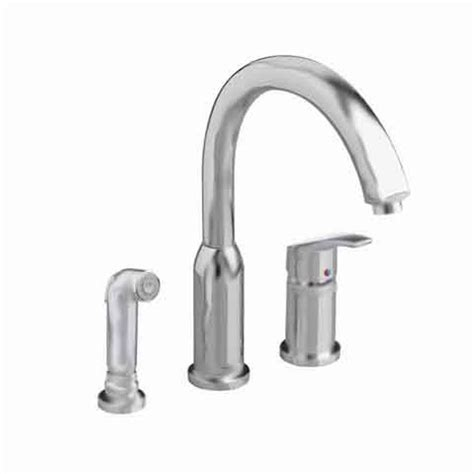 kitchen faucets home depot american standard arch single handle side sprayer kitchen