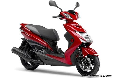 Yamaha Scooter 125cc by Rumor Yamaha India To Launch New 125cc Scooter Today