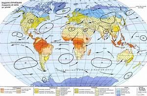 Carte Du Monde Metallique : carte des pressions et vents la carte des pressions et vents ~ Teatrodelosmanantiales.com Idées de Décoration