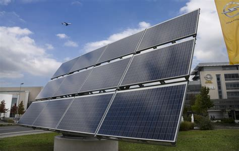 Opel Solar by Opel Builds Solar Energy Plants In Germany Autoevolution