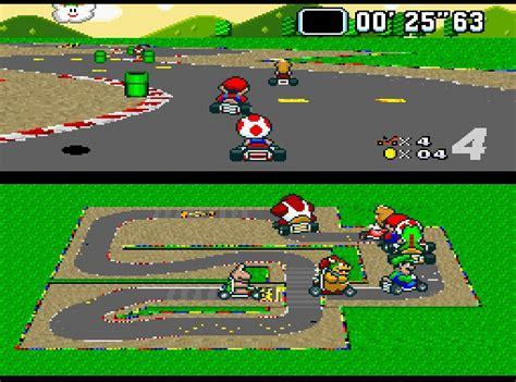 Remembering The Late Great Super Mario Kart Slashgear