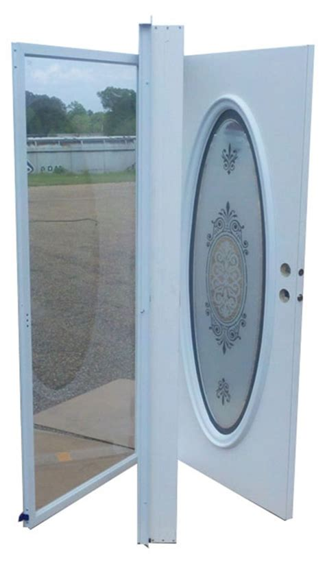 36x80 oval door lh for mobile home manufactured housing