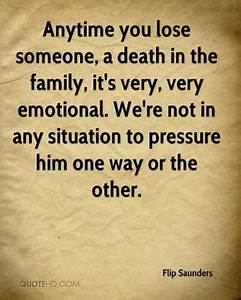 Quotes About Losing Someone To Death. QuotesGram