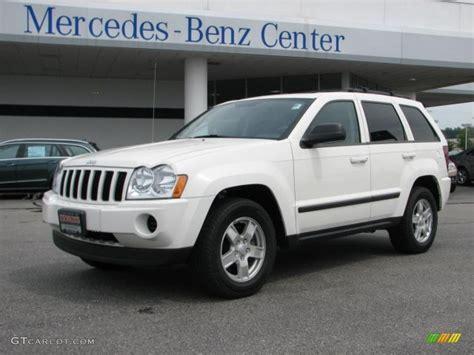 white jeep grand cherokee 2007 stone white jeep grand cherokee laredo 4x4 31536710