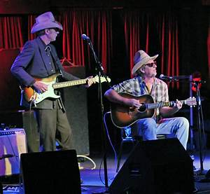 Bo Ramsey & Greg Brown at the Belly Up Tavern, Solana ...
