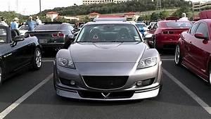 Turbo Mazda Rx-8 Twins