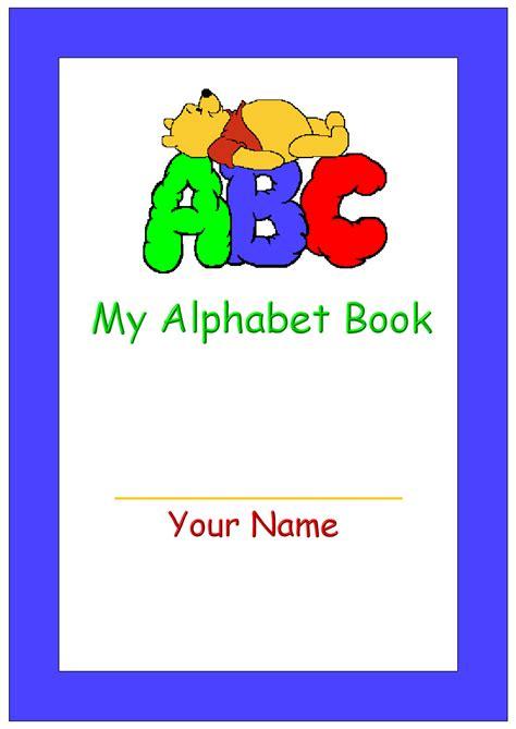 images  alphabet book printable  abc