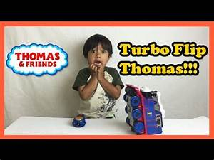 Ryan plays with Thomas and Friends Remote Control Toy ...