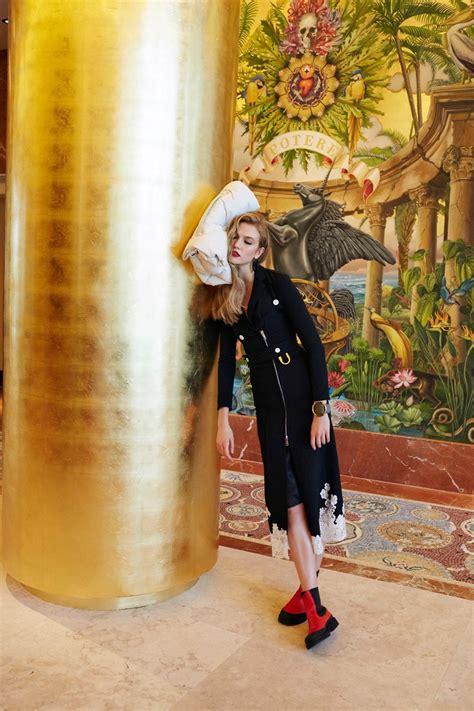 Karlie Kloss Barneys Spring Campaign Photos Fashion
