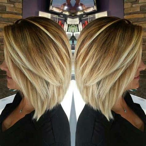 Inverted Blonde Bob Hair » New Medium Hairstyles