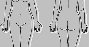 Body Diagram Form Female