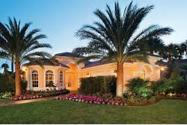 New Luxury Homes For Sale In Jupiter FL Jupiter Country Club Golf Covered Back Patio And 2 Car Garage Home With Beautiful Landscaping House Floor Plans On 1400 Sq Ft Single Story Floor Plans Of Homes Single Story Craftsman Style Homes Home Colors Put Craftsman