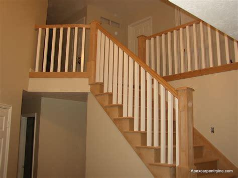 Salt Lake City Utah Custom Stair Railings And Banisters